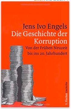 Buchcover Geschichte der Korruption