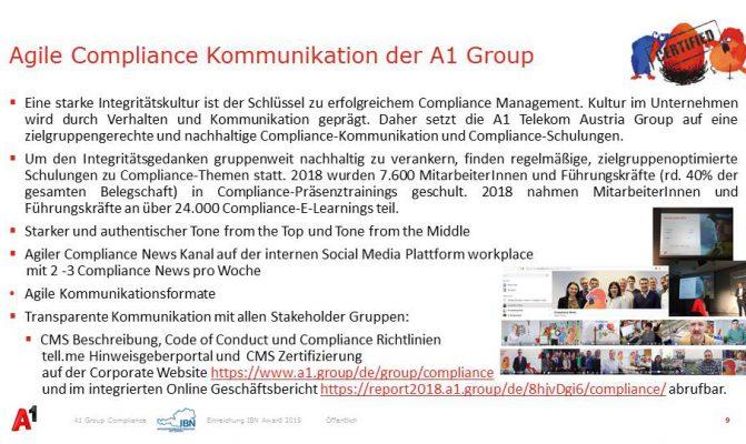 IBN Award 2019 A1 Group