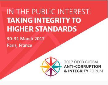OECD Integrity Logo