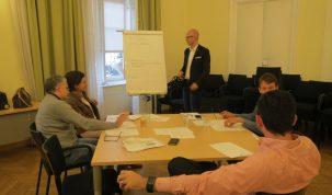 IBN Follow-Up-Treffen